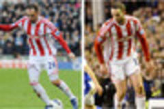 stoke city: matthew etherington and marc wilson could be out for season